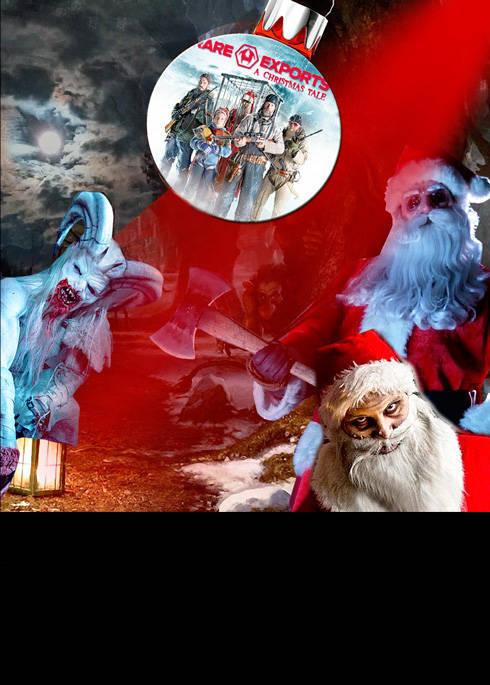 Películas de terror para ver en Navidad