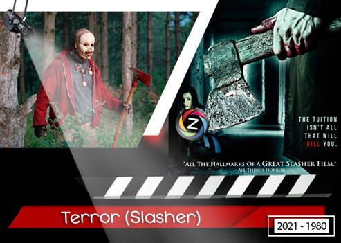 sobre terror slasher