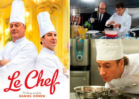 Película Le Chef 2012