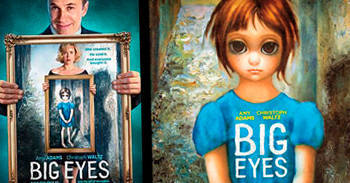 Movie Big Eyes 2014