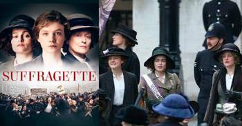 Movie Suffragette 2015