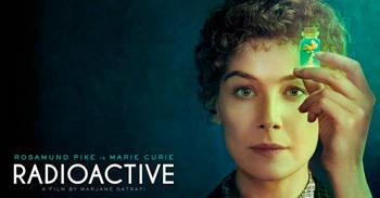 Movie Radioactive 2020