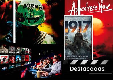 películas de guerra destacadas