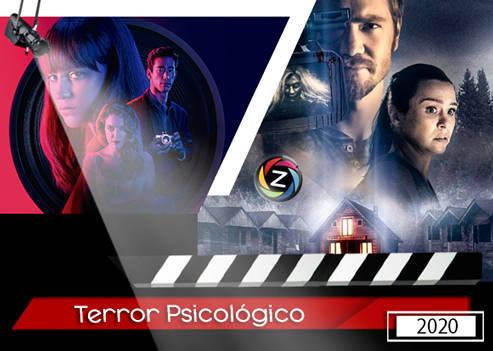 Películas de terror psicológico 2020