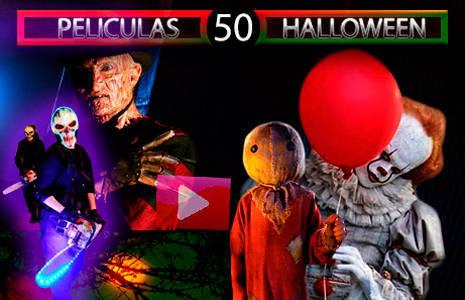 Las mejores películas recomendadas para ver en Halloween