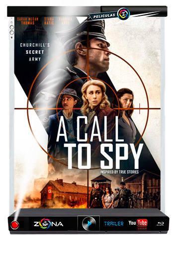Película Liberté: A Call to Spy 2020