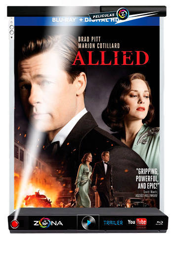 Película Allied 2016