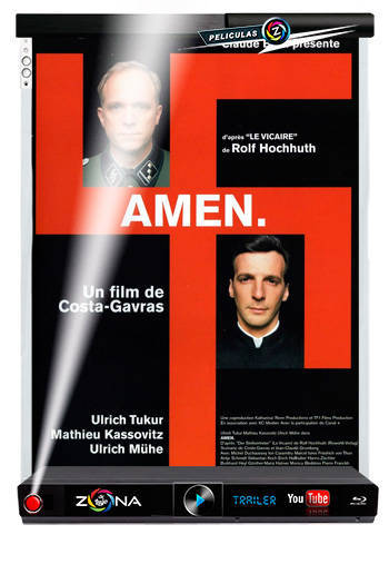 Película amen 2002