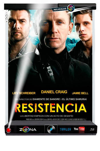 Película defiance 2008