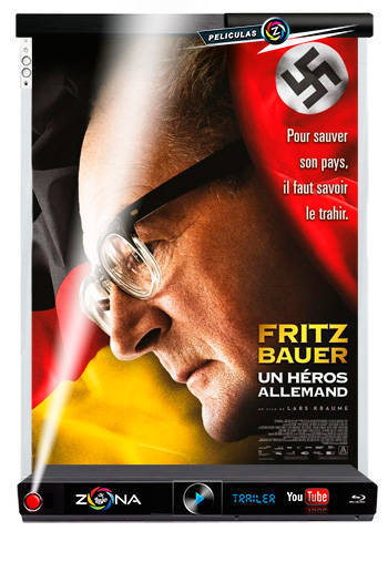 Película Der Staat gegen Fritz Bauer 2015