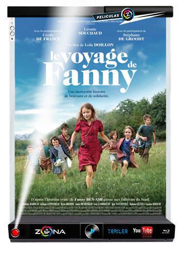 Película El viaje de Fanny 2016