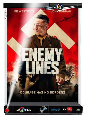Película Enemy Lines 2020