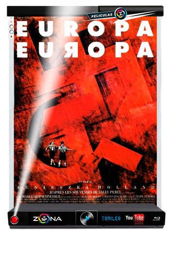 Película europe europe 1990