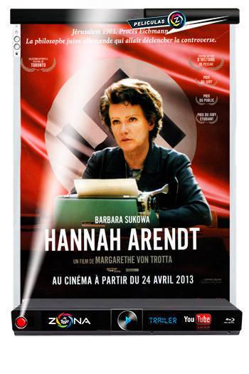 Película Hannah Arendt 2012