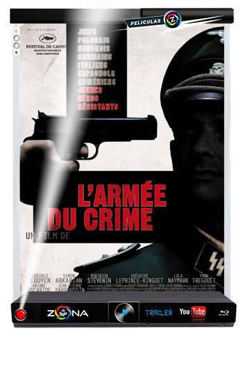 Película l'armée du crime 2009