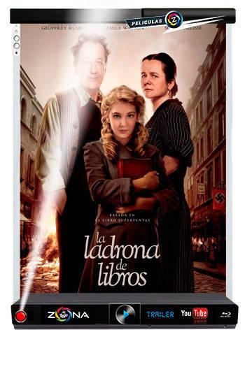 Película The Book Thief 2013