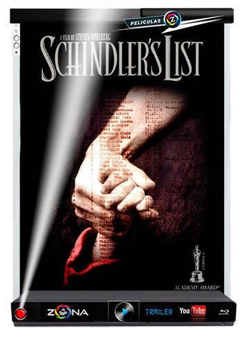 Película Schindler's List 1993