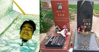 Como muerte Bruce Lee