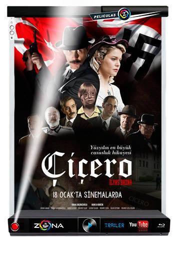 Película Çiçero 2019