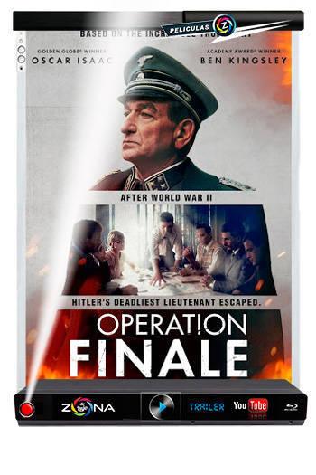 Película operation finale 2018