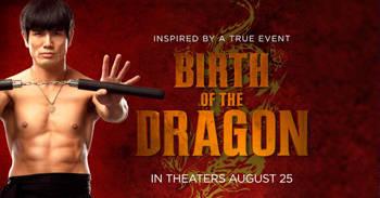El nacimiento del dragón 2016