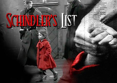 Movie Schindler's List 1993