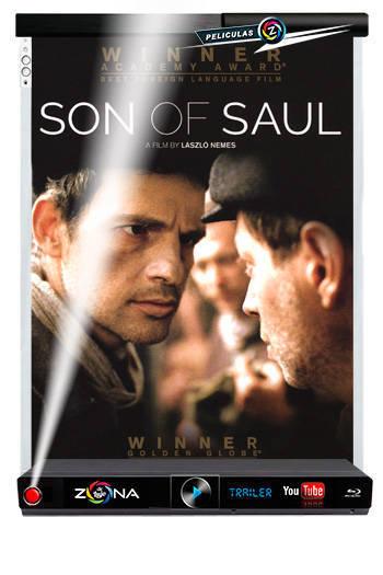 Película son of saul 2015