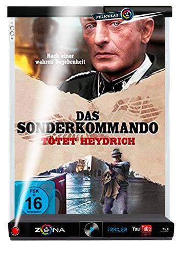 Película Tötet Heydrich (1975)