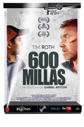 Película 600 Millas 2015