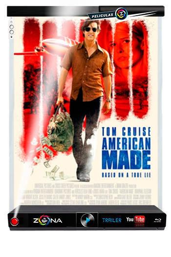 Película American Made 2017