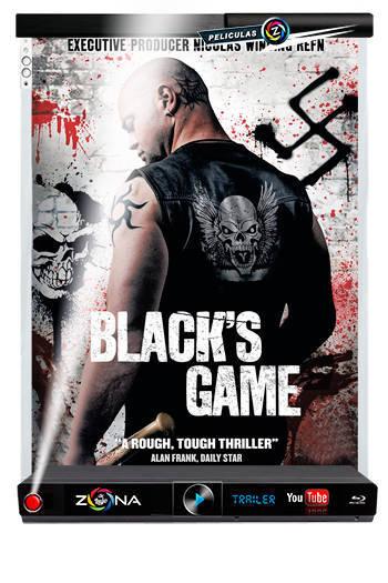 Película Black's Game 2012