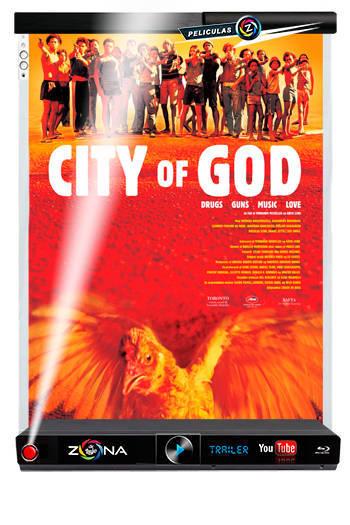 Película Ciudad de Dios 2002