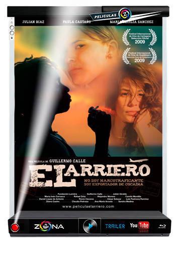 Película El Arriero 2009