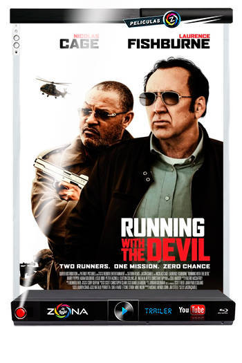 Película running with the devil 2019