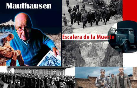 sobre campo de concentración Mauthausen