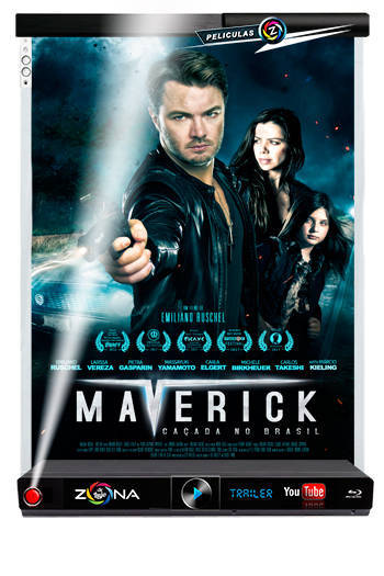 Película Maverick: Caçada no Brasil 2016