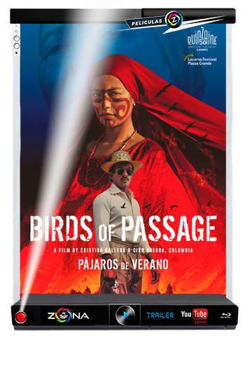 Película Pájaros de Verano 2018