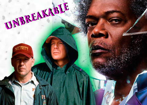 Movie Unbreakable 2000