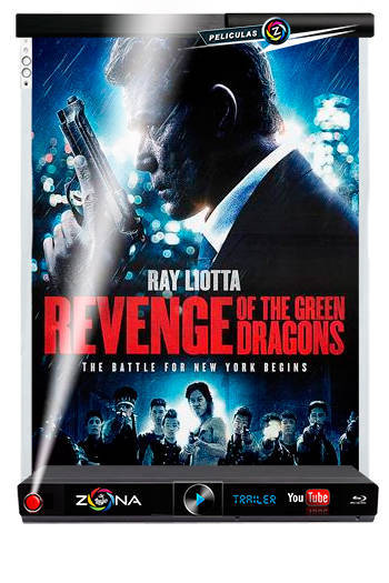 Película Revenge of The Green dragons 2014