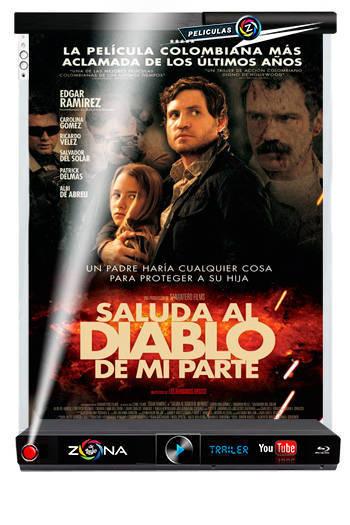 Película Saluda al diablo de mi parte 2011