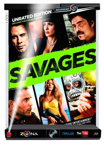 Película Salvajes 2012