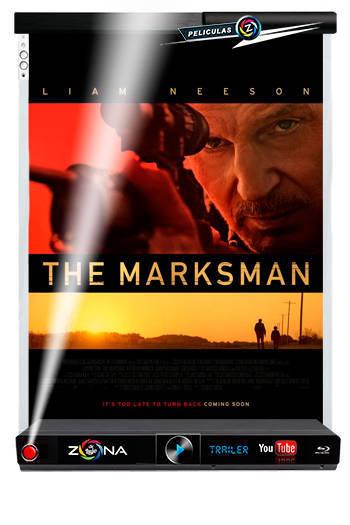 Película The Marksmana 2021