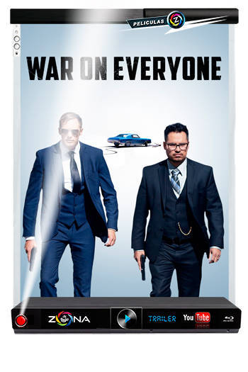 Película War on Everyone 2016