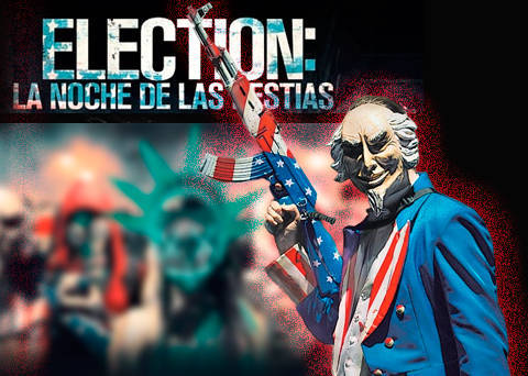 Movie The Purge: Election Year 2016