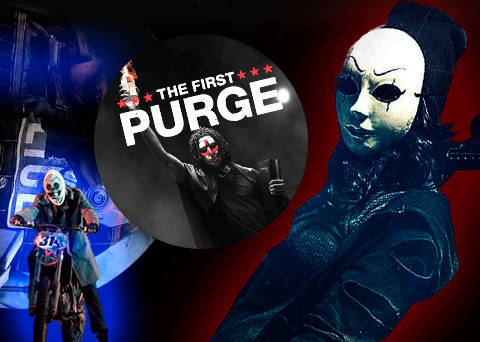 Movie The First Purge 2018