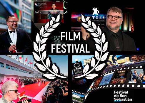 Los mejores festivales de Cine