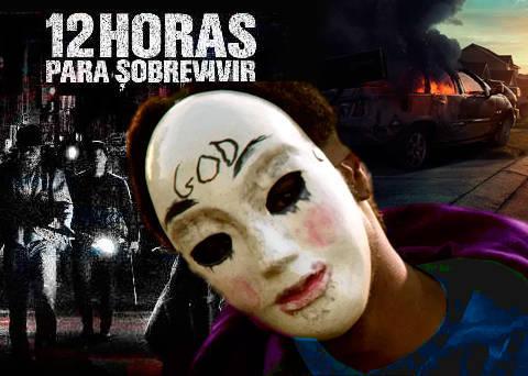 Movie The Purge: Anarchy 2014