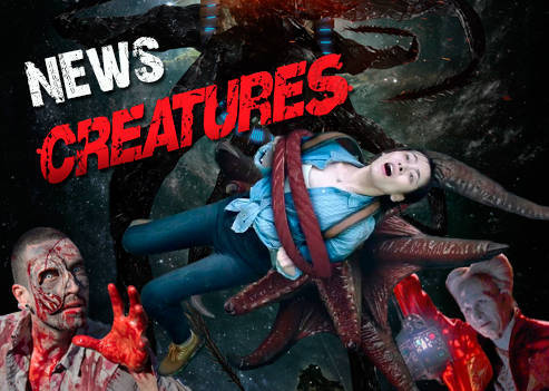 Noticias sobre el subgénero de terror criaturas