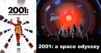2001: Odisea del espacio 1968 de las mejores de ciencia ficción