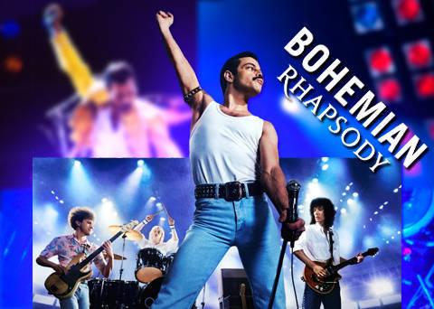 Movie Bohemian Rhapsody 2018
